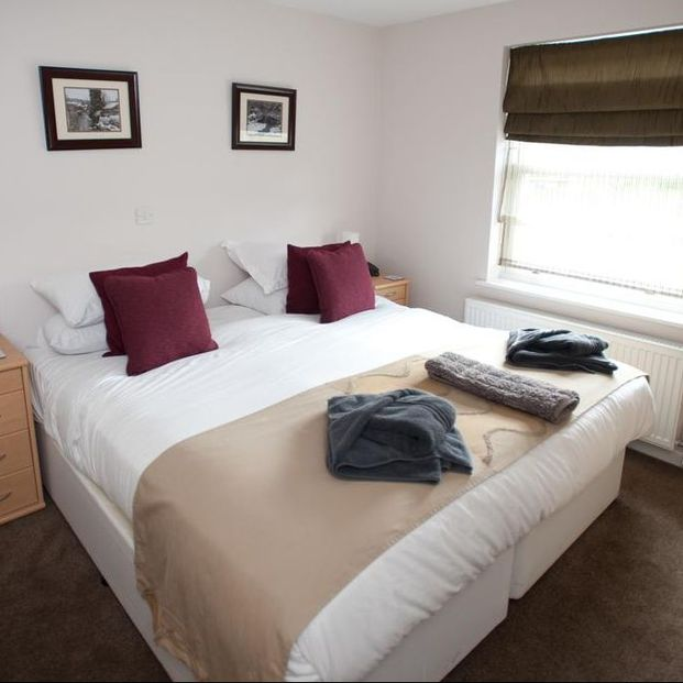 All our 14 bedrooms are fitted with a wardrobe and extra-long beds